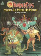 Mumm-Ra Meets his Match