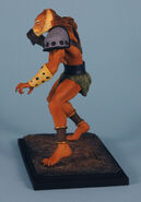Icon Heroes Jackalman Staction Figure - 007