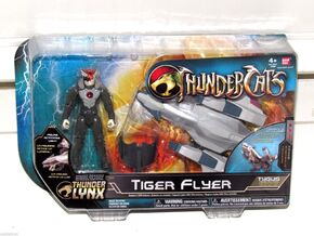 Bandai Tiger Flyer with Tygus Box