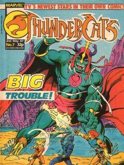 ThunderCats (UK) - 007