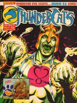 ThunderCats (UK) - 009