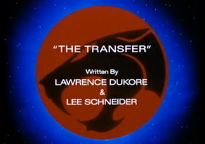 The Transfer - Title Card