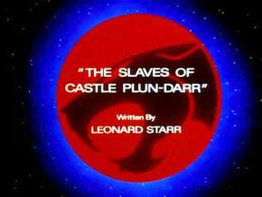Slaves of Castle Plun-Darr Title Card