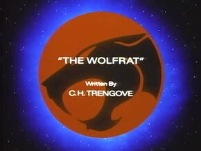 Wolfrat Title Card