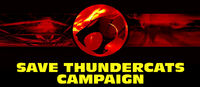 Save Thundercats Banner