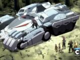 Thundercats (2011) Vehicles