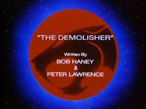 Demolisher Title Card