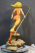 Pop Culture Shock Cheetara Statue - 003