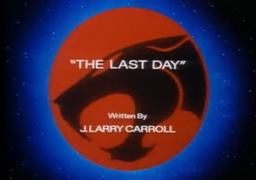 The Last Day - Title Card