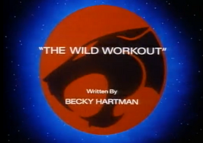 The Wild Workout - Title Card