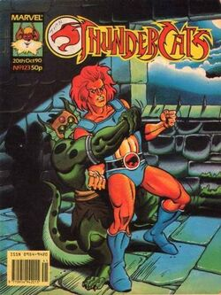 ThunderCats (UK) - 123