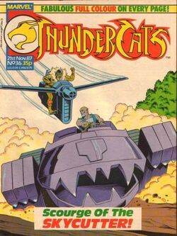 ThunderCats (UK) - 036