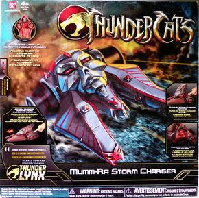 Bandai Mumm-Ra Storm Charger with Mumm-Ra Box
