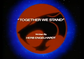Together We Stand - Title Card