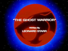 Ghost Warrior Title Card