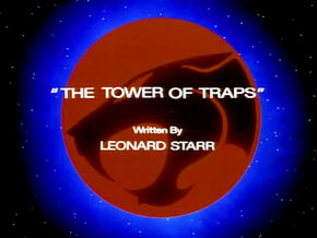Tower of Traps Title Card