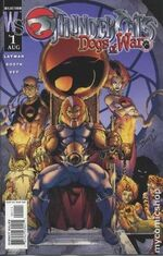 Thundercats Dogs of War 1a