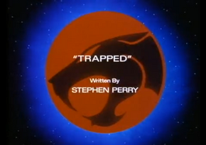 Trapped - Title Card