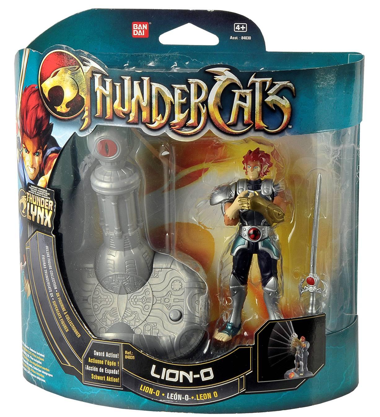 Thunder Cats Eye of Thundera Pack New in Box par Bandai