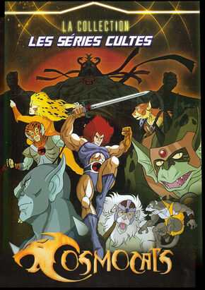 French Encycloopedia Cosmocats Cover