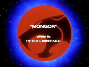 Mongor Title Card