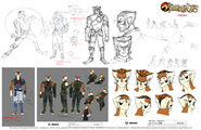 Original Concept Designs 2011 - Tygra - 001