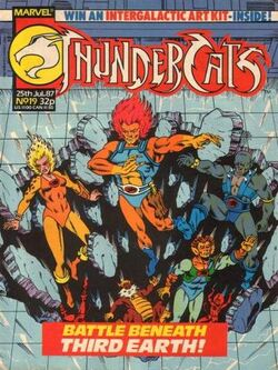 ThunderCats (UK) - 019