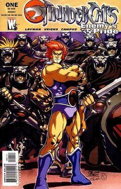 Thundercats Enermy's Pride 1