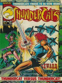 ThunderCats (UK) - 004