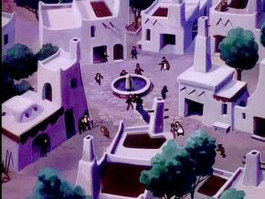 Wollo Village