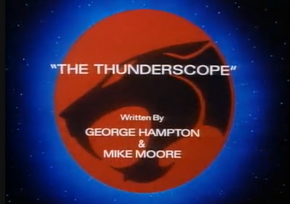 The Thunderscope - Title Card