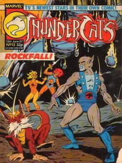 ThunderCats (UK) - 013