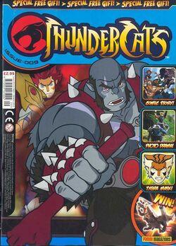 ThunderCats (Panini UK) - 009