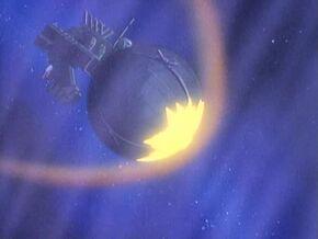 Zlam Queen Space Tanker