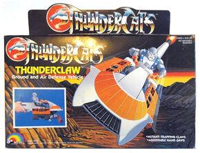 LJN Thunderclaw Box