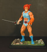 Icon Heroes Lion-O - 001