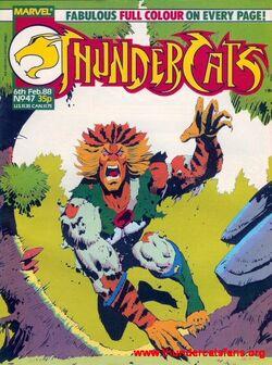 ThunderCats (UK) - 047