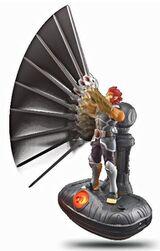 Bandai ThunderCats Lion-O Deluxe Action Figure - 05
