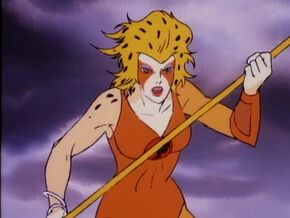 Image result for cheetara