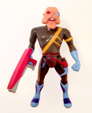 LJN Captain Shiner Loose Front