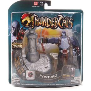 Bandai ThunderCats Panthro Deluxe Action Figure Boxed - 01