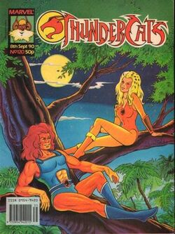 ThunderCats (UK) - 120