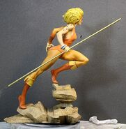 Pop Culture Shock Cheetara Statue - 002