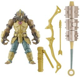 ThunderCats Grune The Warrior Deluxe Action Figure - 01