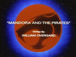 Mandora and the Pirates Title Cars