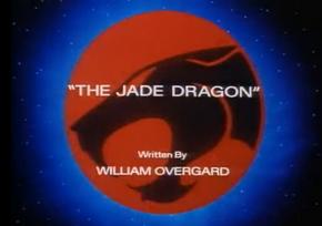 The Jade Dragon - Title Card