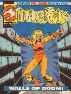 ThunderCats (UK) - 018