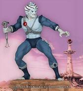 Hard Hero Bengali Statue - 002