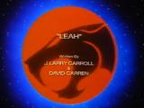 Leah (episode)
