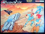 ThunderCats Jigsaw Puzzle 1 - Hestair